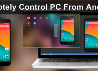 Control PC From Android
