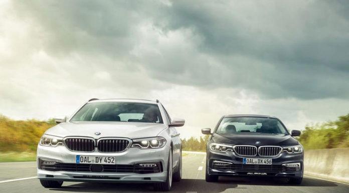 BMW Alpina D5 S