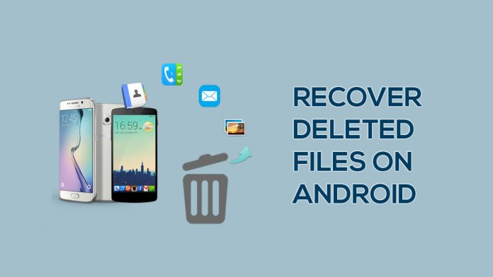 How To Recover Deleted Files on Android Internal and SD CARD