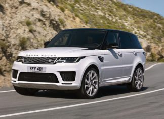 Range Rover 2018 official