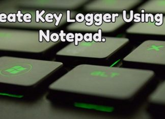 Make a Keylogger