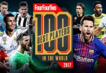 FourFourTwo's 10 best football players in the world