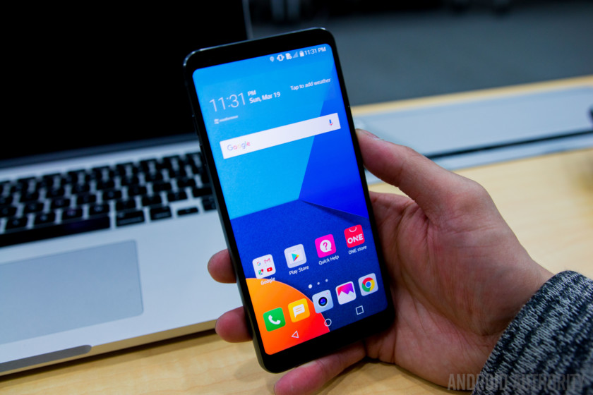 LG G6 Hands On 14