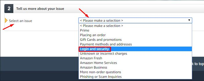 Login and Security Amazon min