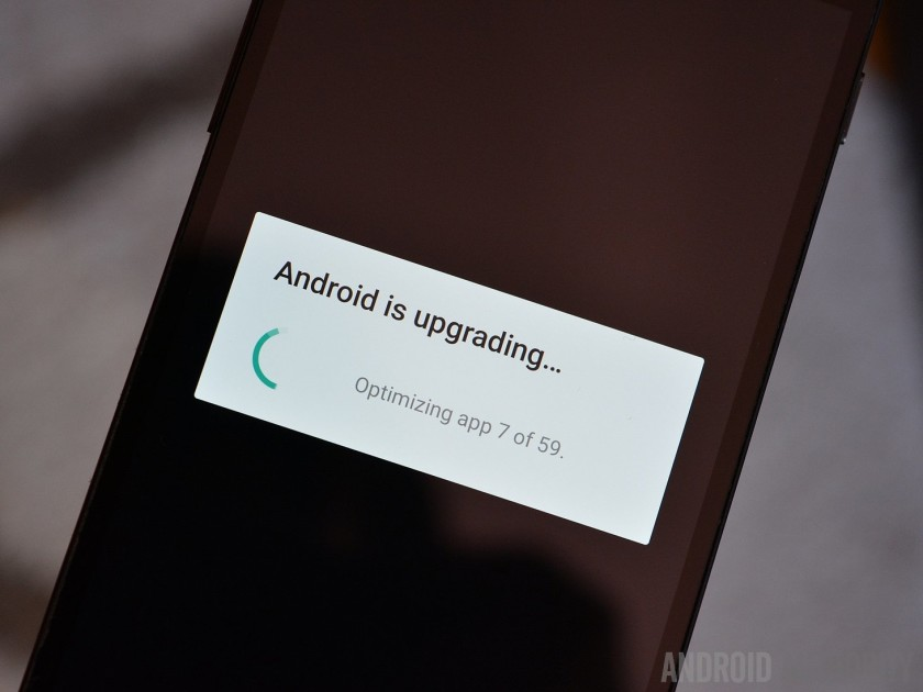 android update 2