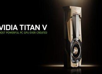 Titan V GPU Nvidia