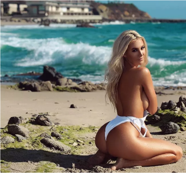 American model 'raises' temperatures (Photo)