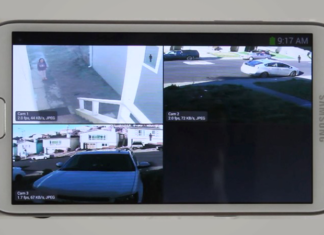 Turn Your Android Device Into A Security Camera