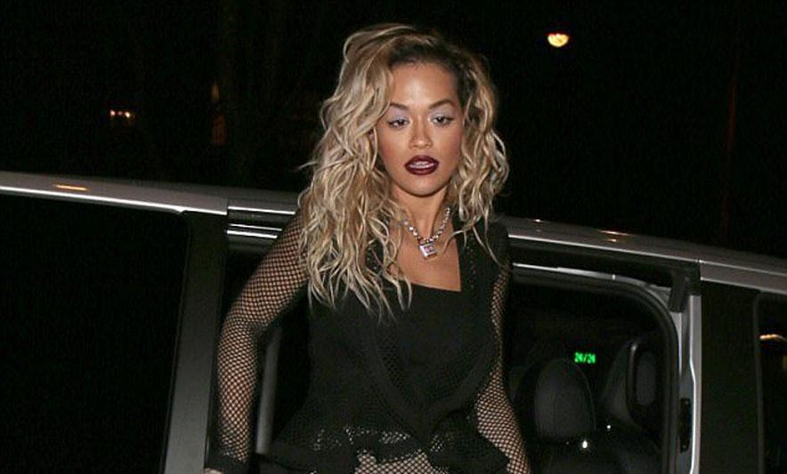 Rita Ora In France