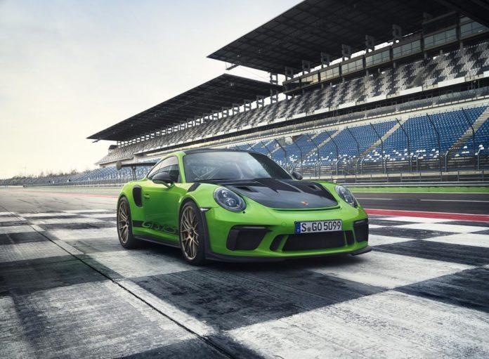 2019 Porsche 911 GT3 RS (Type 991.2)