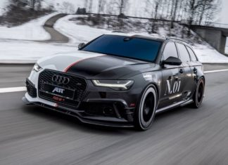 Jon Olsson's ABT Audi RS6+