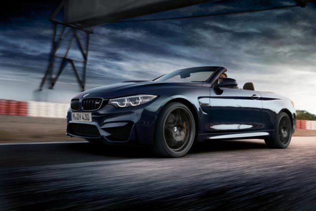 BMW M4 Convertible 30 Jahre Edition