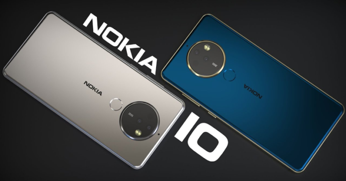 Video: Nokia 10 Concept Appears With A Stunning Glass Back