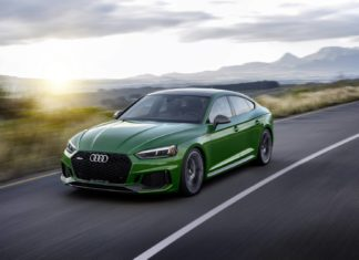 Official: 2019 Audi RS5 Sportback