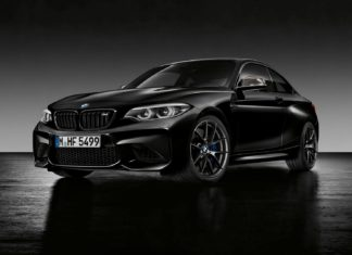 2018 BMW M2 BLACK SHADOW