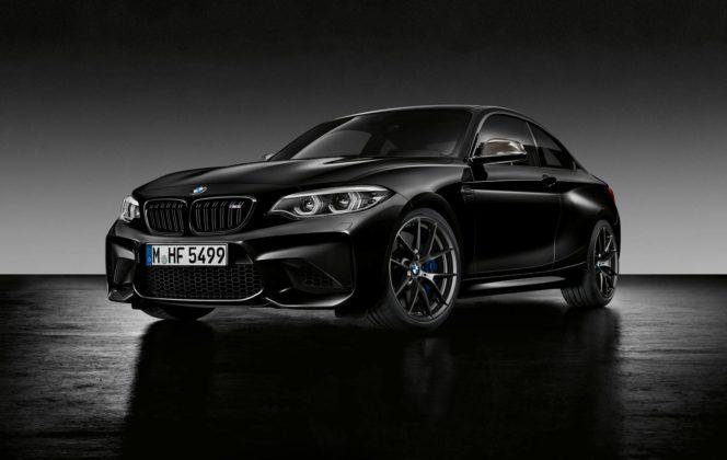 2018 BMW M2 BLACK SHADOW