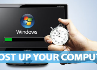 Boost Up your Slow Computer
