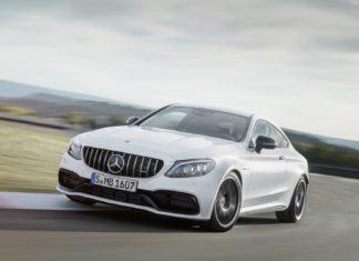 2019 Mercedes-AMG C 63 Facelift