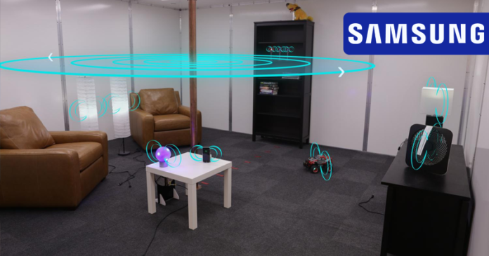 Samsung: Now The Wall Of Your Room Will Charge Your Smartphone