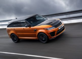 2018 Range Rover Sport SVR Review