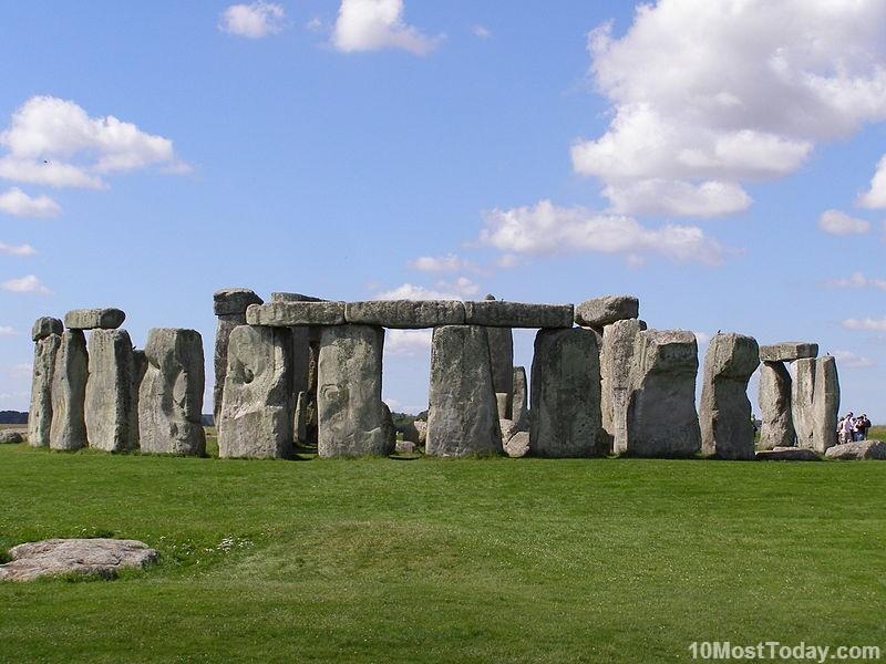 Stonehenge, Angli