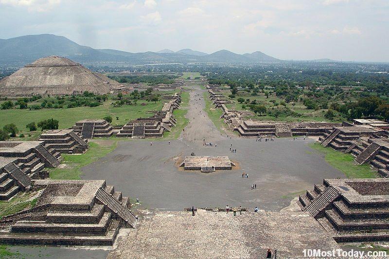 Teotihuacan, Meksikë