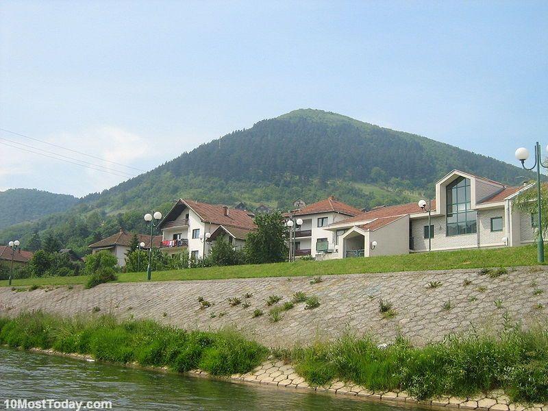 Pyramid of Bosniaks in Bosnia and Herzegovina
