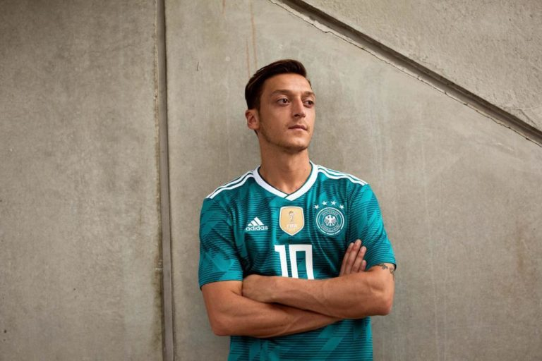 World Cups shirt are discovered, Germany has it green