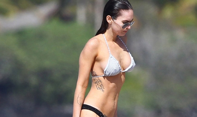 "Megan Fox ""Leaves"" Acting, Not For Noting … – [PHOTO]"