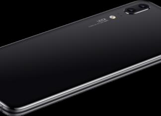 Huawei P20 with notch equipped 5.8-inch Full HD+ display, Kirin 970 processsor