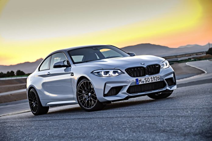 2019 BMW M2 Competition: Heart of the M3