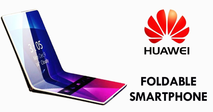 Huawei To Launch A Foldable Smartphone