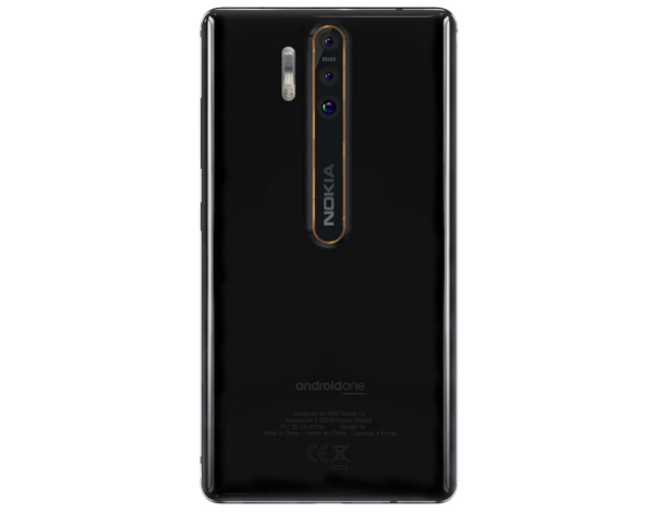 leak! Nokia 9 to have 41-Megapixel Triple Camera Setup