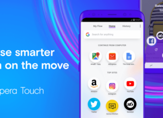Opera Touch is a new one-handed browser for Android (and soon iOS)