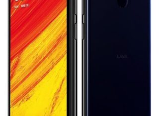 Lava Z91 with 5.7-inch Full View HD+ display, face recognition launched for INR 9,999