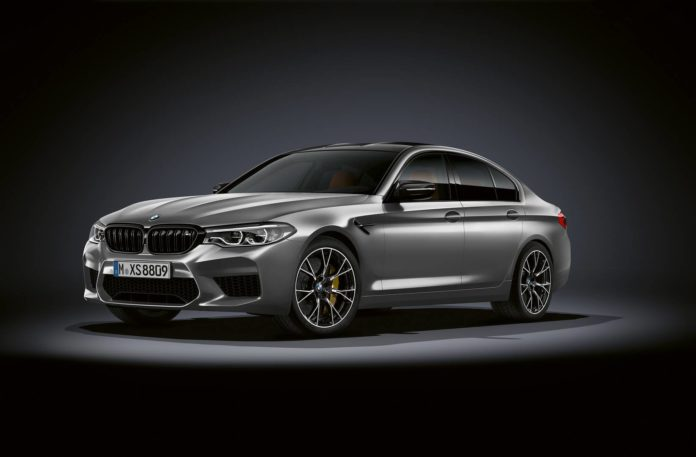 2019 BMW F90 M5 Competition