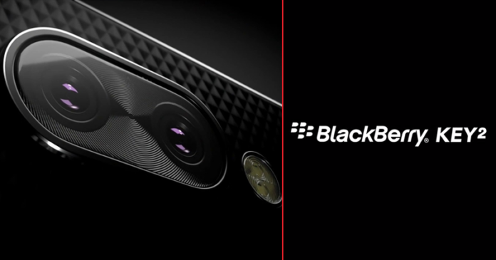 BlackBerry Key2 Teaser Video Shows Dual Cameras And A Mystery Button