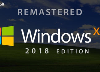 Windows XP 2018 Edition