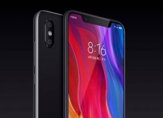 Xiaomi's new Mi 8 flagship looks identical to the iPhone X
