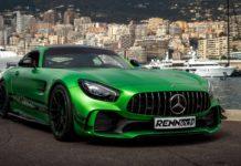 825hp Renntech Mercedes-AMG GT R