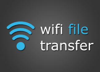 Android Apps To Transfer Files Over Wifi With High Speed
