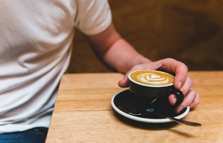 Coffee increases sexual potential at a man