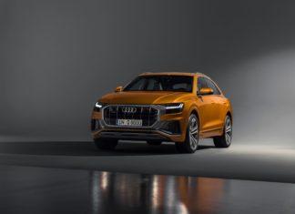 Audi Q8 – Official Details