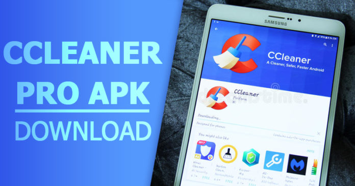 CCleaner Pro APK 1.25.104 Latest Version Free Download