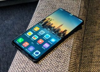 Vivo NEX With Half-Screen In-Display Fingerprint To Be Announced On 12th June