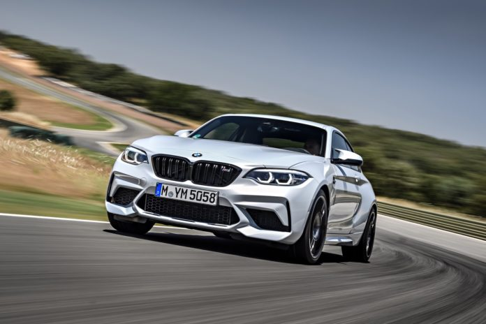 Review: 2019 BMW M2 Competition