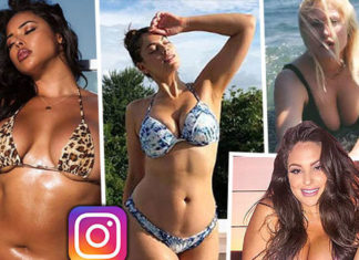 Buxom models you should follow on Instagram (Photo)