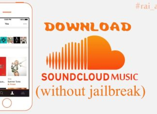 Download SoundCloud++ For iOS 10/9/8/7 Without Jailbreak on iPhone