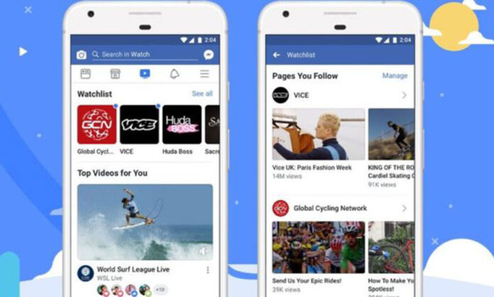 Facebook Watch, the novelty of the social network that challenges television